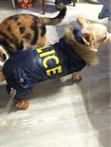 habit de police sur chihuahua
