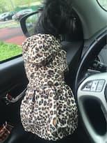 habit léopard pour femelle