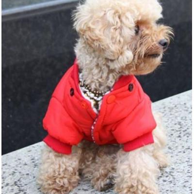 Manteau tout-en-un réversible pour chien