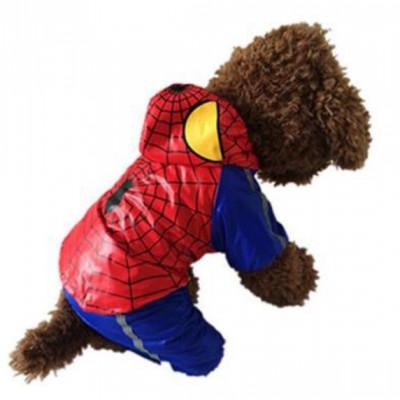Imperméable SPIDERMAN pour chien