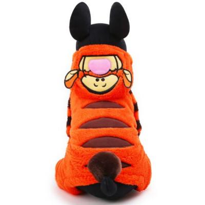déguisement de tigrou pour chien