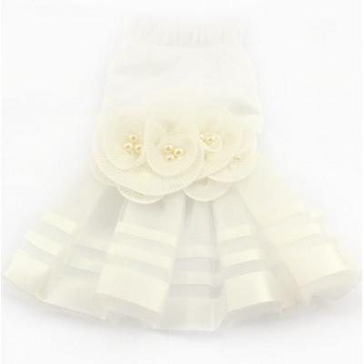 Robe de mariée pour femelle