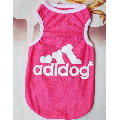 Maillot de sport adidog pour chien