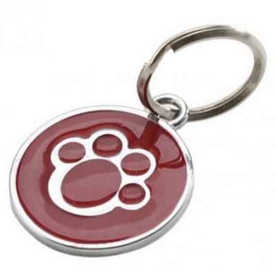 pendentif adresse pour collier chien