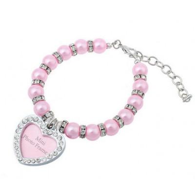 collier de perles pour femelle