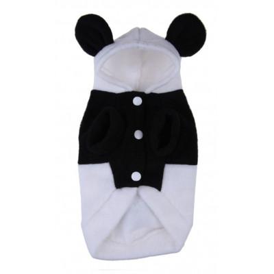 Costume de panda pour chien