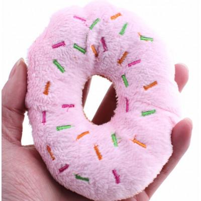 Jouet imitation donuts pour chien