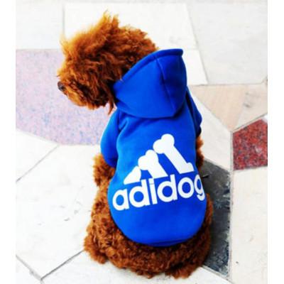 Sweat à capuche adidog pour chien