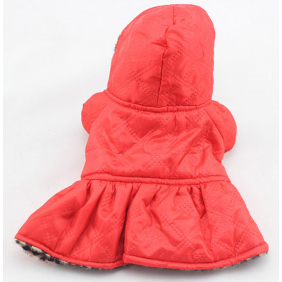 Manteau cintré pour femelle