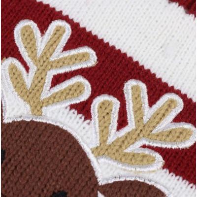 chandail motif renne de noel pour chien