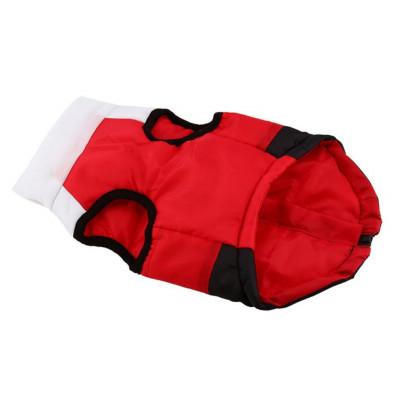 manteau matelassé pour chien
