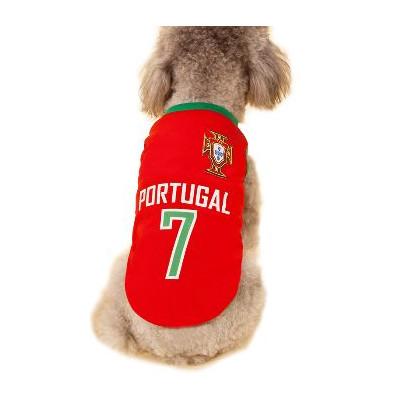 habit de foot pour chien