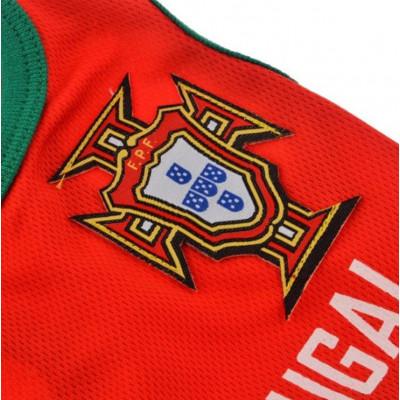 maillot équipe portugal pour chien