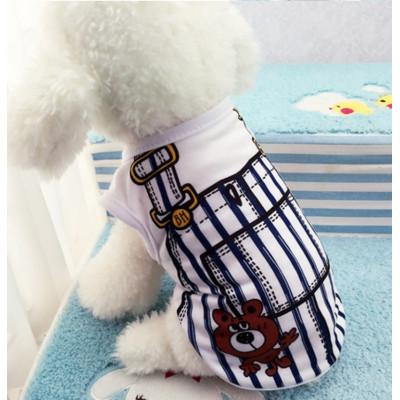 maillot salopette pour chien