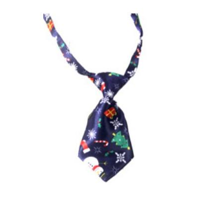 cravate motifs noel pour chien