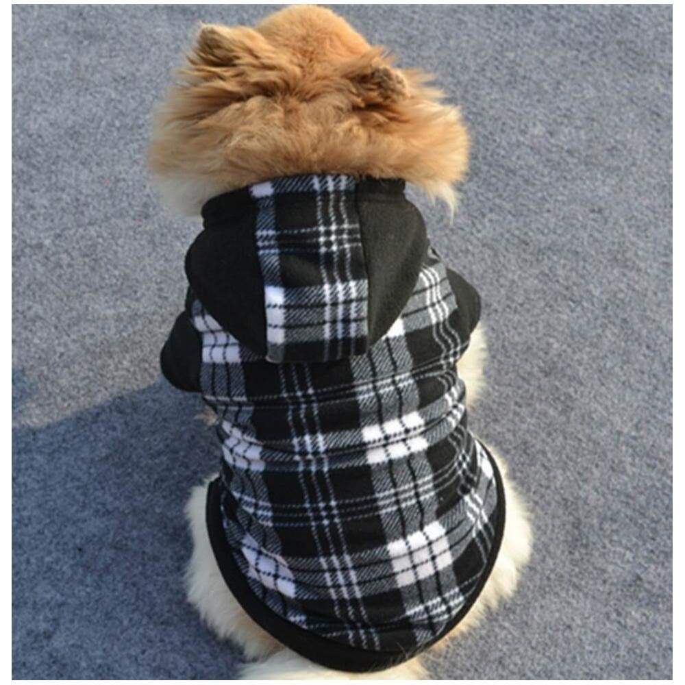 Pull polaire pour chien
