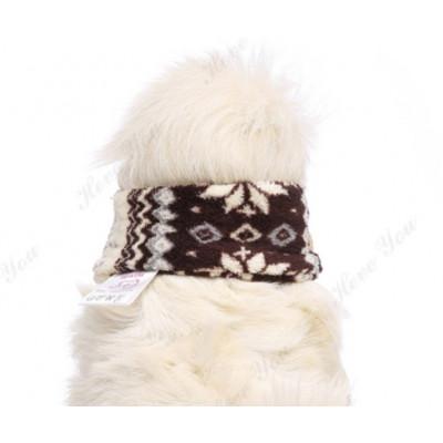 écharpe pour chien