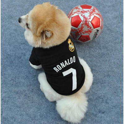 maillot football petit chien