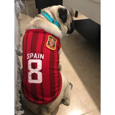 t-shirt foot pour petit chien
