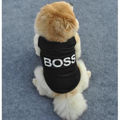 T-shirt BOSS pour chien