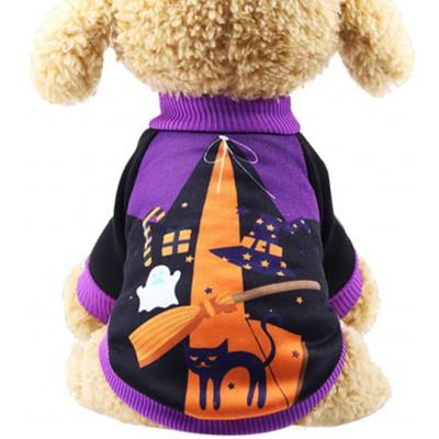 pull fête halloween pour chien